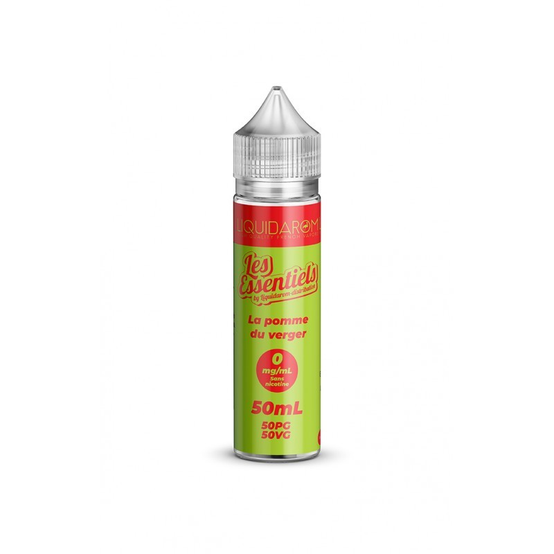 LIQUIDAROME Pomme du Verger 50 ML