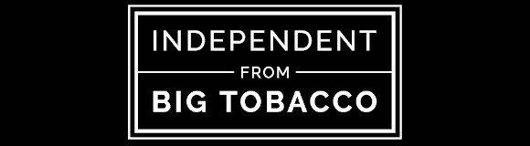 Idependent from big tobacco